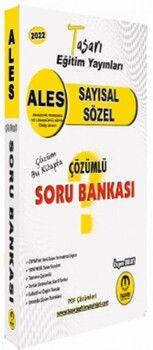 Tasarı Yayınları 2022 ALES Sayısal Sözel Çözümlü Soru Bankası