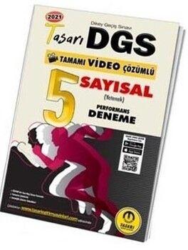 Tasarı Yayınları DGS Sayısal 5 Deneme