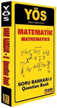 Tasarı Yayınları YÖS Matematik Soru Bankası 2