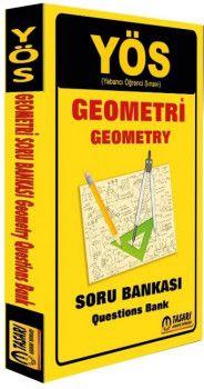 Tasarı Yayınları YÖS Geometri Soru Bankası
