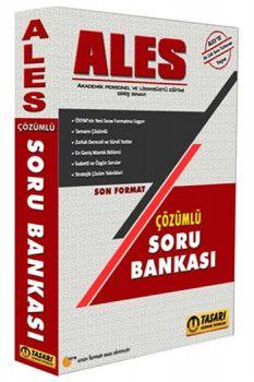 Tasarı Yayınları ALES Çözümlü Soru Bankası