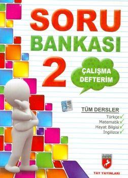 Tay Yayınları 2. Sınıf Tüm Dersler Soru Bankası Çalışma Defterim