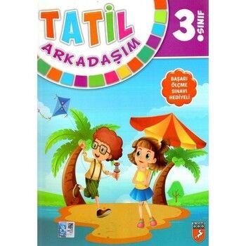 Tay Yayınları 3. Sınıf Tatil Arkadaşım