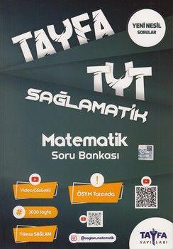 Tayfa Yayınları TYT Matematik Sağlamatik Soru Bankası
