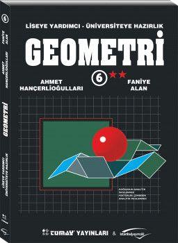 Tümay Yayınları Üniversiteye Hazırlık Geometri Seti 6