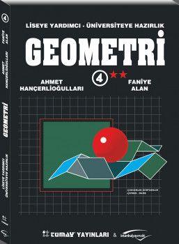 Tümay Yayınları Üniversiteye Hazırlık Geometri Seti 4
