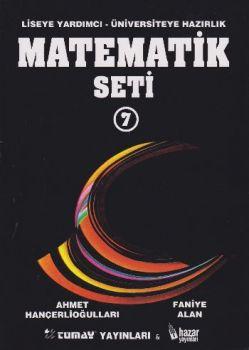 Tümay Yayınları Üniversiteye Hazırlık Matematik Seti 7