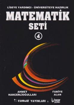 Tümay Yayınları Üniversiteye Hazırlık Matematik Seti 4
