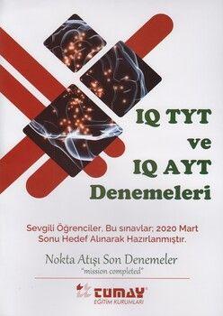 Tümay Yayınları TYT AYT IQ 6 lı Deneme Seti