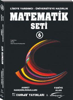 Tümay Yayınları Matematik Seti 6