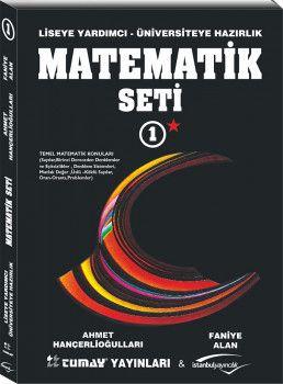 Tümay Yayınları Matematik Set 3 lü