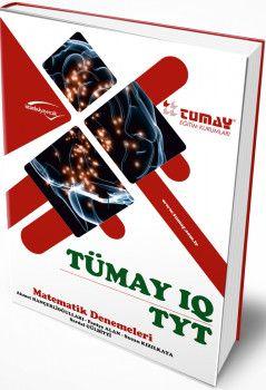 Tümay Yayınları TYT Matematik IQ Denemeleri