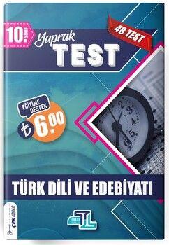 Tümler Yayınları 10. Sınıf Türk Dili ve Edebiyatı Yaprak Test