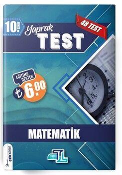 Tümler Yayınları 10. Sınıf Matematik Yaprak Test