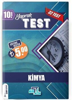 Tümler Yayınları 10. Sınıf Kimya Yaprak Test