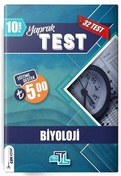 Tümler Yayınları 10. Sınıf Biyoloji Yaprak Test