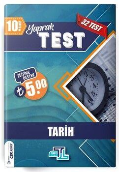 Tümler Yayınları 10. Sınıf Tarih Yaprak Test