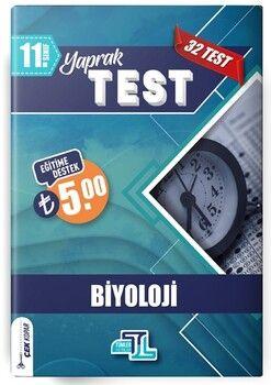 Tümler Yayınları 11. Sınıf Biyoloji Yaprak Test