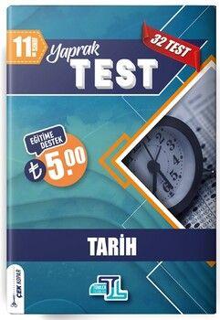 Tümler Yayınları 11. Sınıf Tarih Yaprak Test