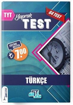 Tümler Yayınları TYT Türkçe Yaprak Test