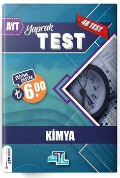 Tümler Yayınları AYT Kimya Yaprak Test