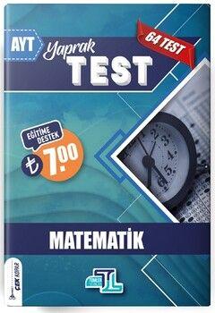 Tümler Yayınları AYT Matematik Yaprak Test