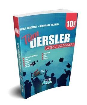 Tümler Yayınları 10. Sınıf Tüm Dersler Soru Bankası