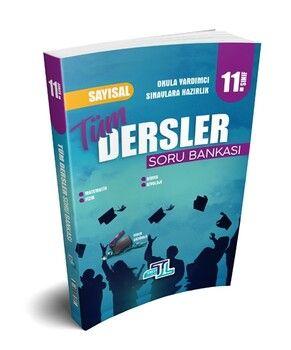 Tümler Yayınları 11. Sınıf Tüm Dersler Sayısal Soru Bankası