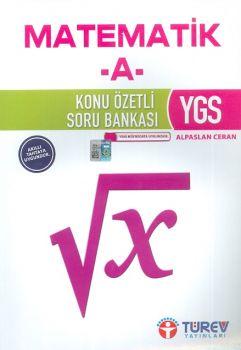 Türev Yayınları YGS Matematik A Konu Özetli Soru Bankası