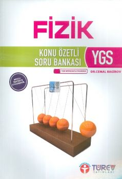 Türev Yayınları YGS Fizik Konu Özetli Soru Bankası