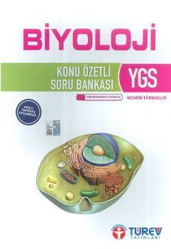 Türev Yayınları YGS Biyoloji Konu Özetli Soru Bankası
