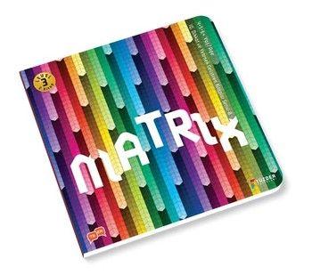 Tüzder Yayınları Matrix IQ Dikkat ve Yetenek Geliştiren Kitaplar Serisi 8