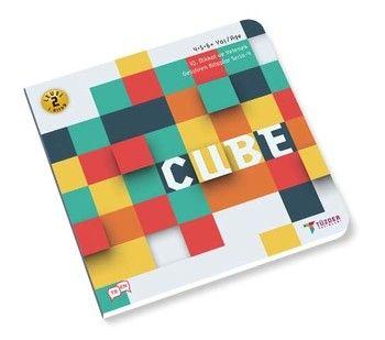 Tüzder Yayınları Cube IQ Dikkat ve Yetenek Geliştiren Kitaplar Serisi 2