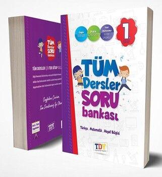 TDY Yayınları 1. Sınıf Tüm Dersler Soru Bankası