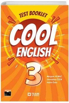 Team Elt 3. Sınıf Cool English Test Booklet