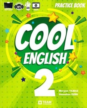 Team Elt Publishing 2. Sınıf Cool English Practice Book