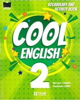 Team Elt Publishing 2. Sınıf Cool English Vocabulary and Activity Book