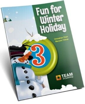 Team Elt Publishing 3. Sınıf Fun For Winter Holiday