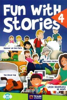 Team ELT Publishing 4. Sınıf Fun with Stories