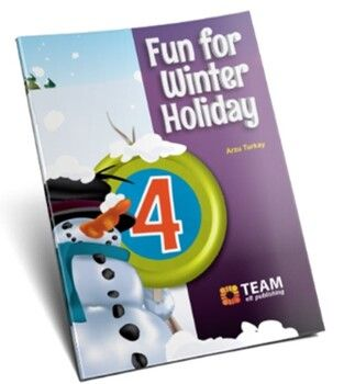 Team Elt Publishing 4. Sınıf Fun For Winter Holiday