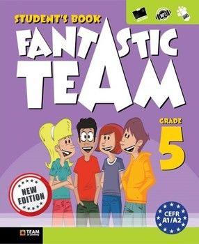Team Elt Publishing 5. Sınıf Fantastic Team Grade Student\'s Book