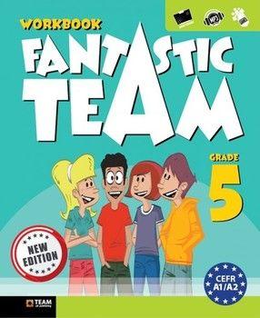 Team Elt Publishing 5. Sınıf Fantastic Team Grade Workbook
