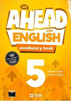 Team Elt Publishing 5. Sınıf Ahead With EnglishVocabulary Book