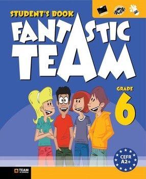 Team Elt Publishing 6. Sınıf Fantastic Team Grade Student\'s Book