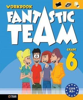 Team Elt Publishing 6. Sınıf Fantastic Team Grade Workbook