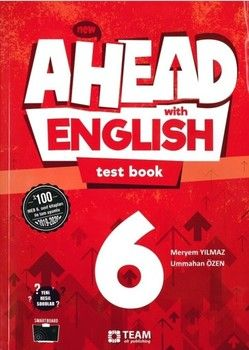 Team Elt Publishing 6. Sınıf Ahead With EnglishTest Book