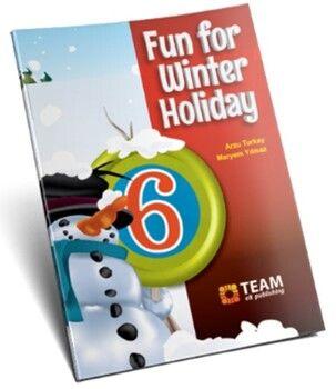 Team Elt Publishing 6. Sınıf Fun For Winter Holiday