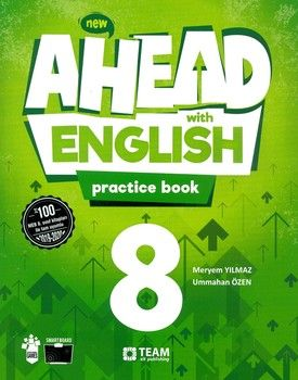 Team ELT Publishing 8. Sınıf Ahead With English Practice Book