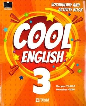 Team Elt Publishing 3. Sınıf Cool English Vocabulary and Activity Book