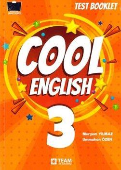 Team ELT Publishing3. Sınıf Cool English Test Booklet